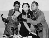 Cary Grant Rosalind Russell amp Ralph Bellamy His Girl Friday (1940)